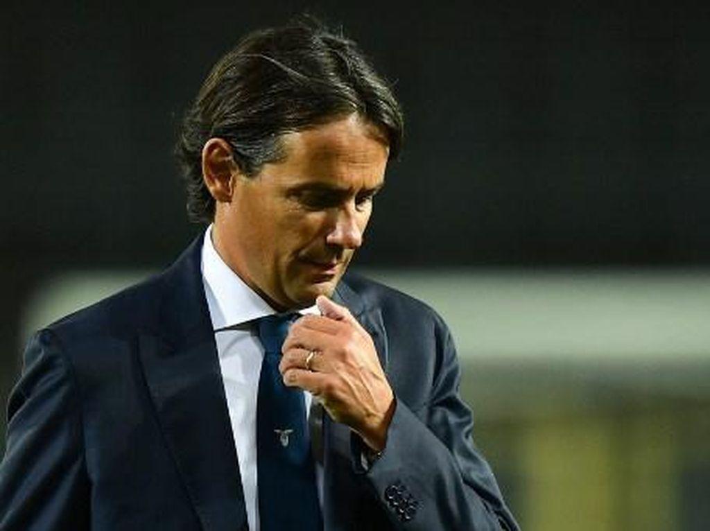 Sempat Unggul Dua Gol, Lazio Akhirnya Dibekuk Atalanta