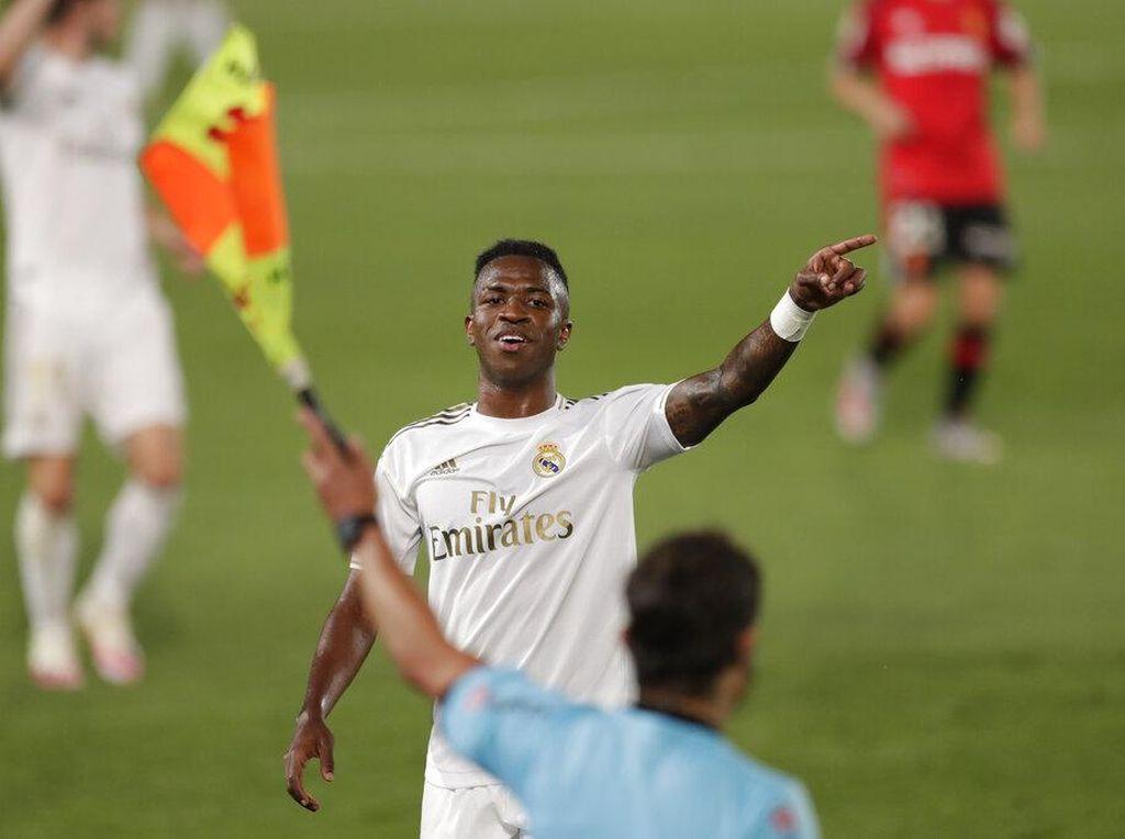 Ada Keputusan Kontroversial Wasit Saat Madrid Bungkam Mallorca