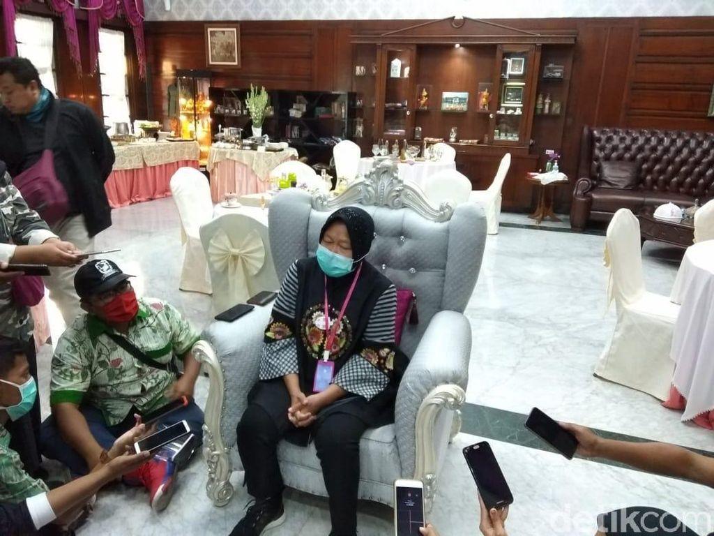 Mobil Swab Bantuan BNPB Siap Layani Warga Surabaya