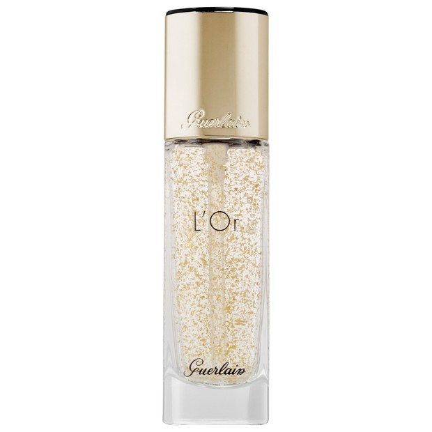 Guerlain L'or Radiance Concentrate with Pure Gold mengandung emas
