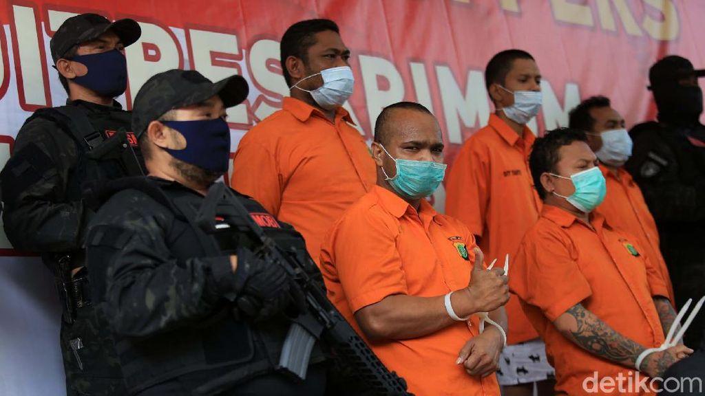 Lima DPO Kelompok John Kei Ditangkap