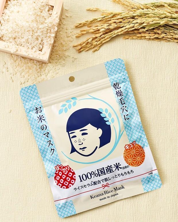 Kemasan Keana Rice Mask