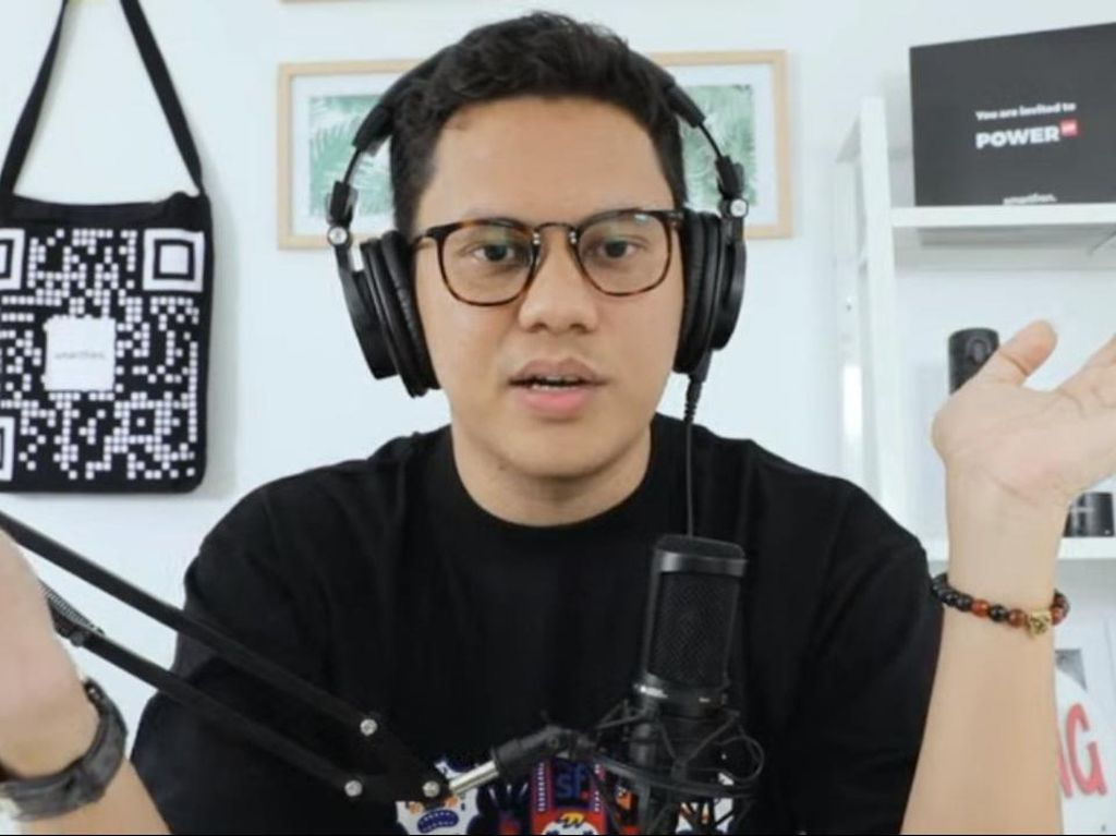 Punya Jutaan Follower, Arief Muhammad Bagi Tips Jadi Content Creator