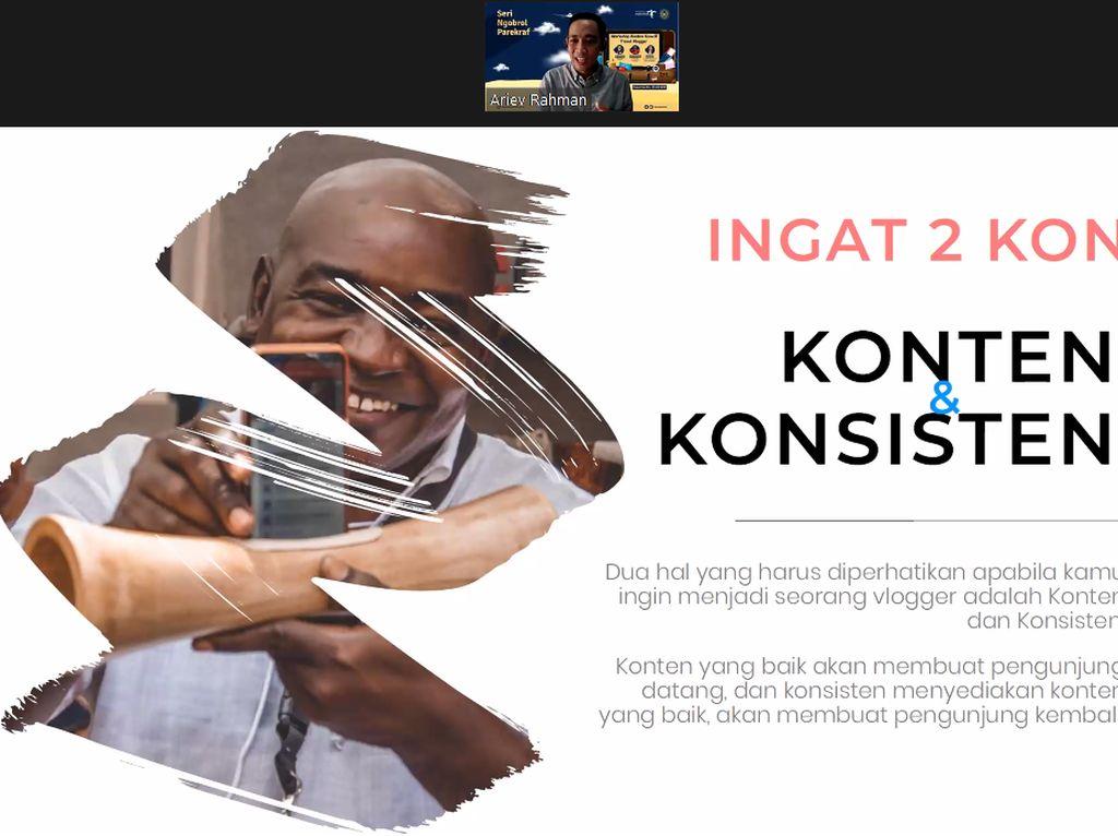 Kisah Ariev Kenalkan Wisata Indonesia Lewat Kuliner Nusantara