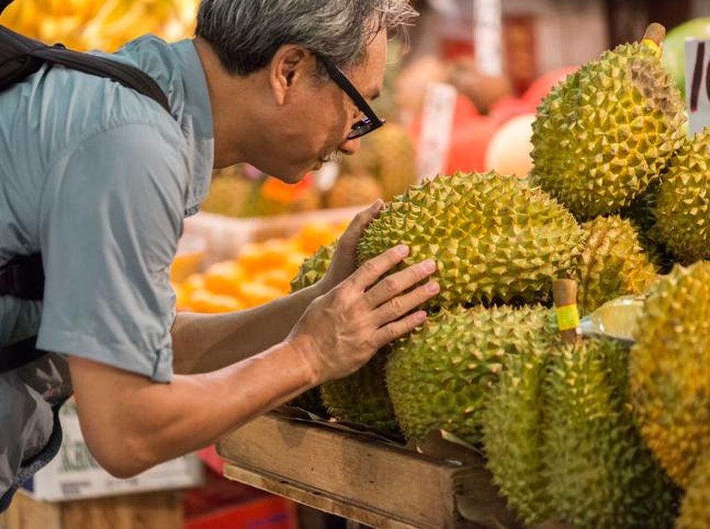 Aroma Durian yang Tajam Bisa Bikin Orang Mabuk, Dari Mana Asalnya?