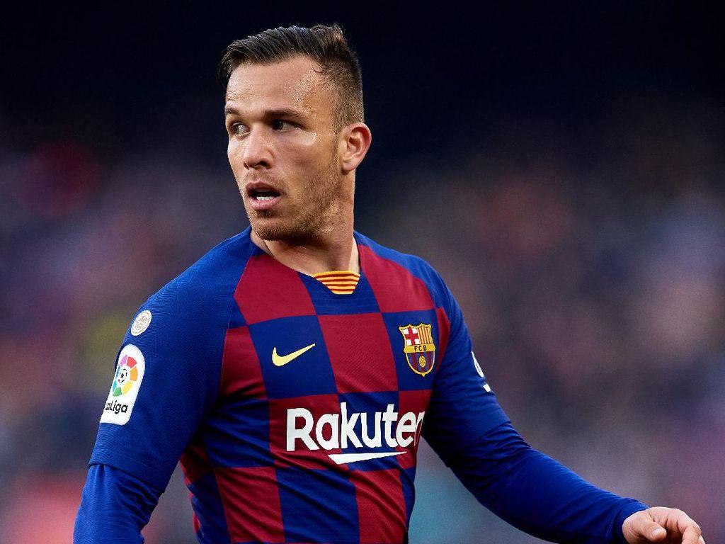 Barcelona Konfirmasi Transfer Arthur ke Juventus