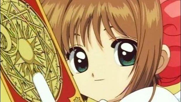 Anime Cardcaptor Sakura