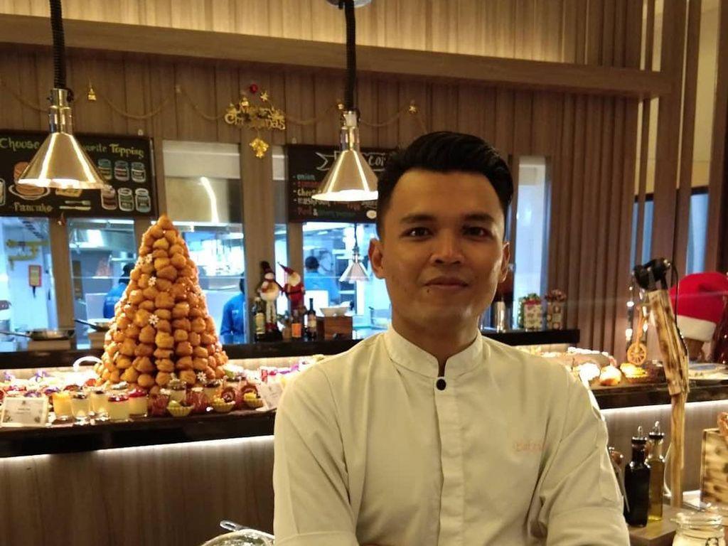 Chef Tiarbah Cerita Nasi Goreng Dendeng Lemak yang Viral di Twitter