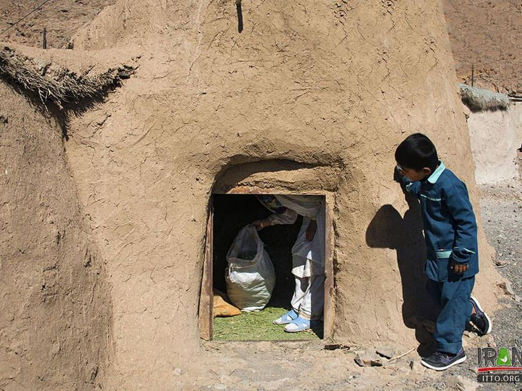 Foto: Desa Orang Kerdil Kuno