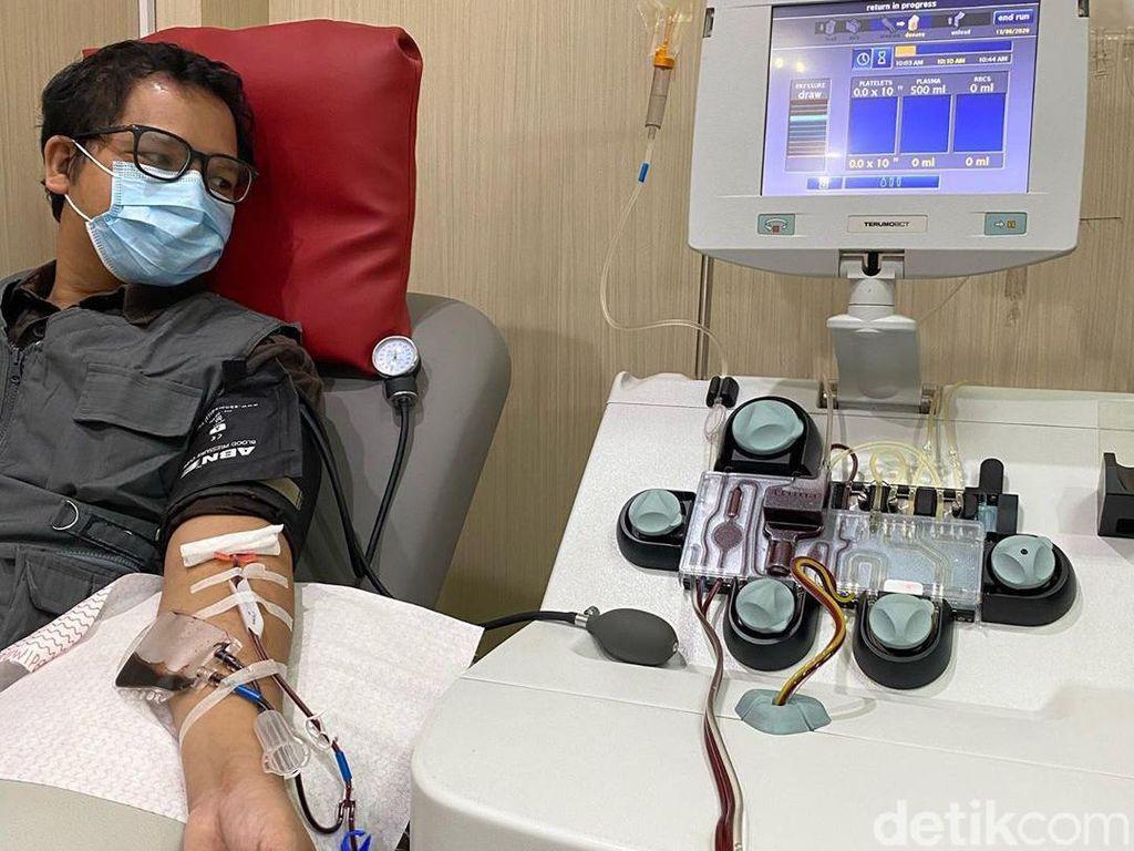 Cerita Staf Ahli Ridwan Kamil Sembuh dari COVID-19 dan Jadi Donor Plasma