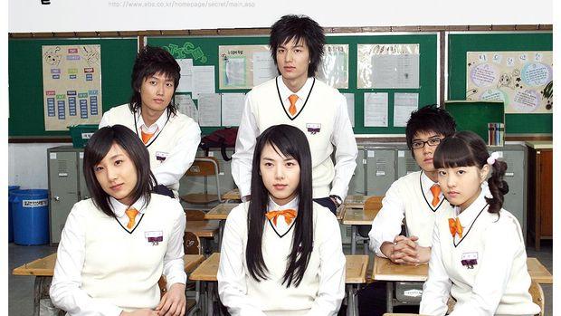 Drama Korea Secret Campus