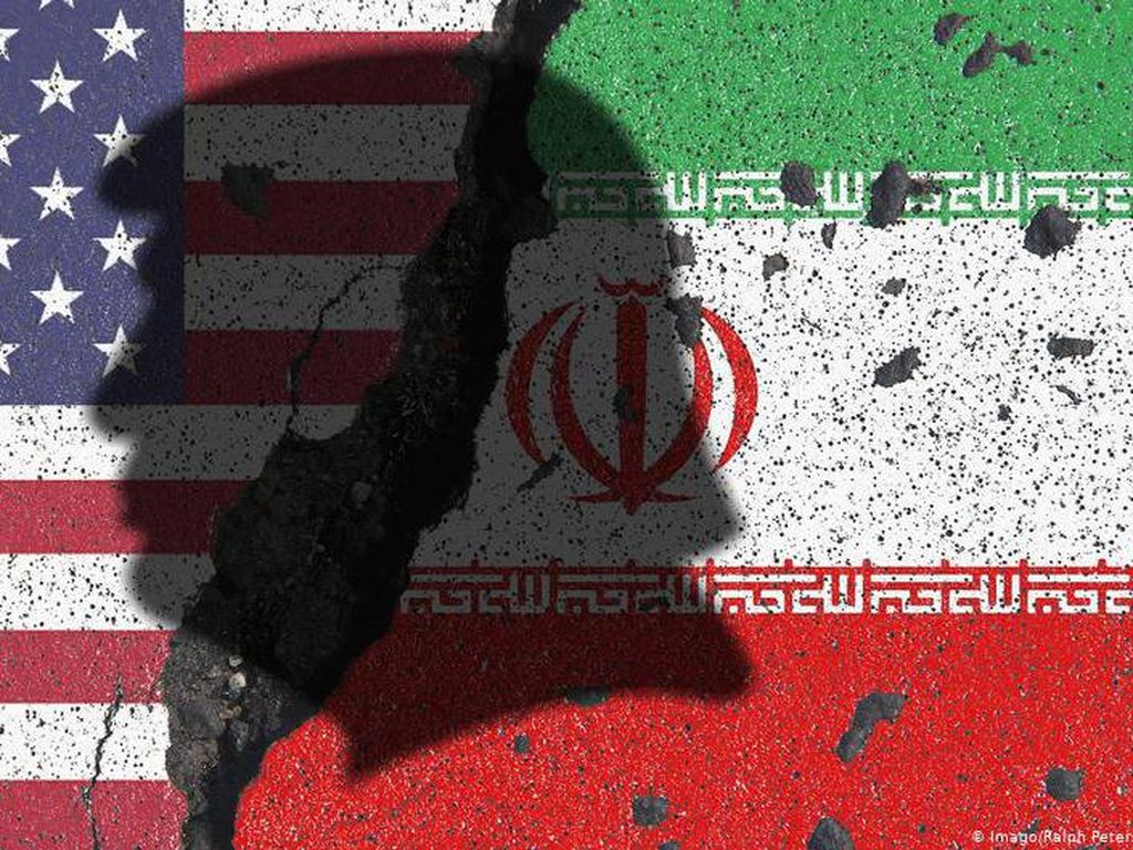 Iran Minta Bantuan Interpol Tangkap Trump, AS: Terlihat Bodoh!