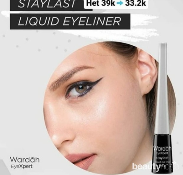 Wardah Eye Expert Staylast Liquid Eyeliner