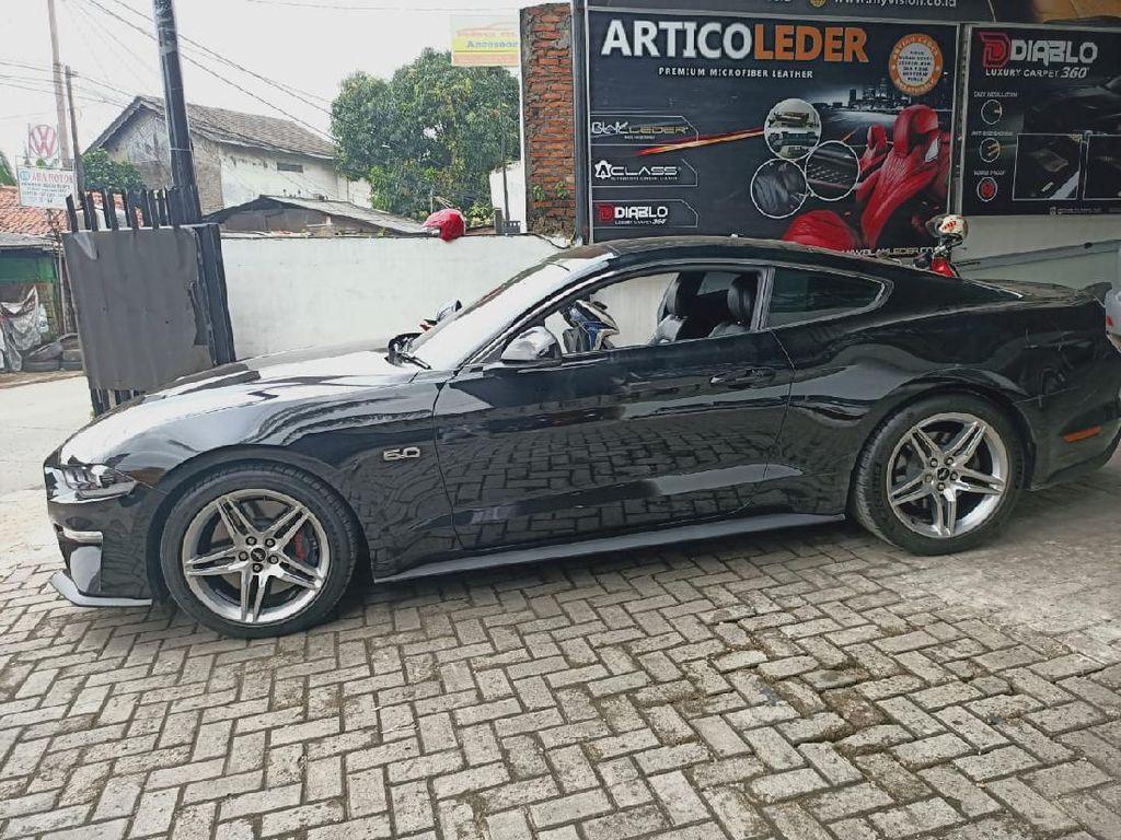 Mustang GT Fastback Punya Sule Laku Rp 4,25 Miliar, Siapa yang Beli?