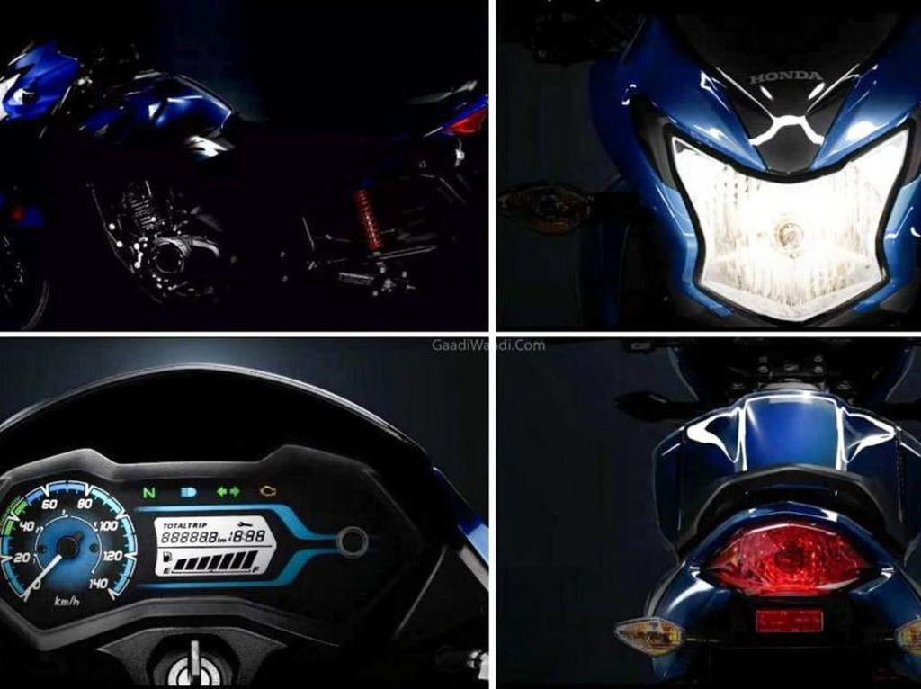 Motor Sport Baru Honda Pakai Mesin 100 cc, Tampang Mirip MegaPro