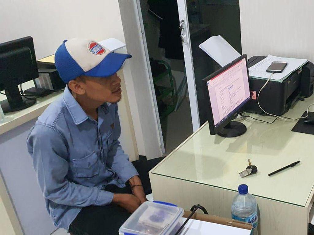 Pedagang Ludahi Bakso Cuanki Minta Maaf, Janji Tak Ulangi Lagi