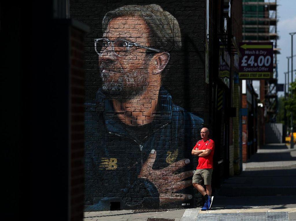 Maukah Klopp Jadi Pelatih Liverpool Seumur Hidup?