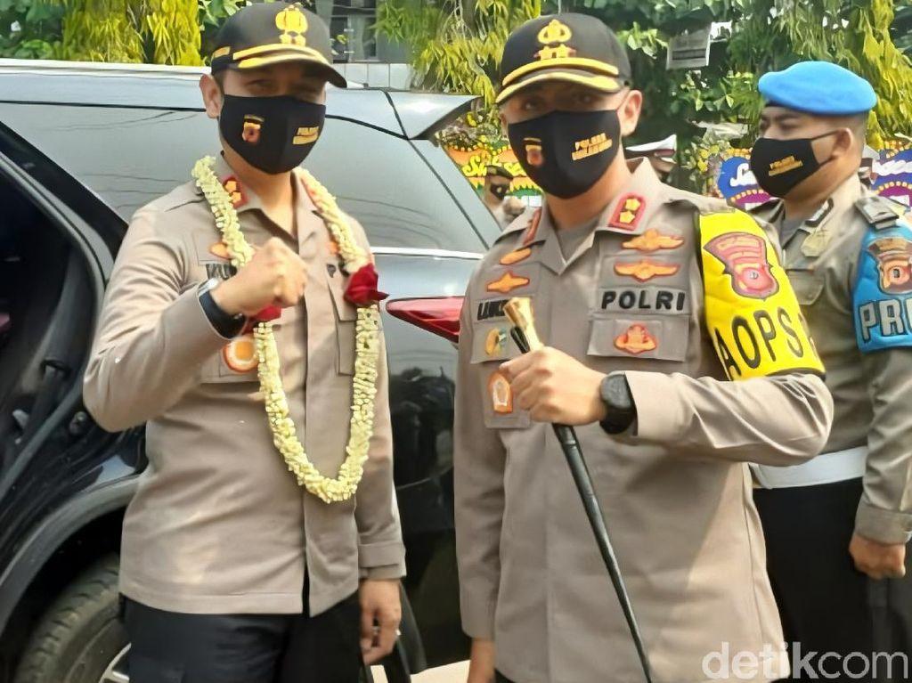 Resmi Jabat Kapolres Sukabumi, Lukman Soroti Narkoba-Tambang Liar