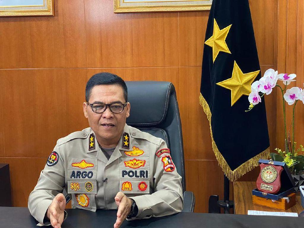 Polri Selidiki Dugaan Oknum Polisi Peras Perajin Jamu di Cilacap