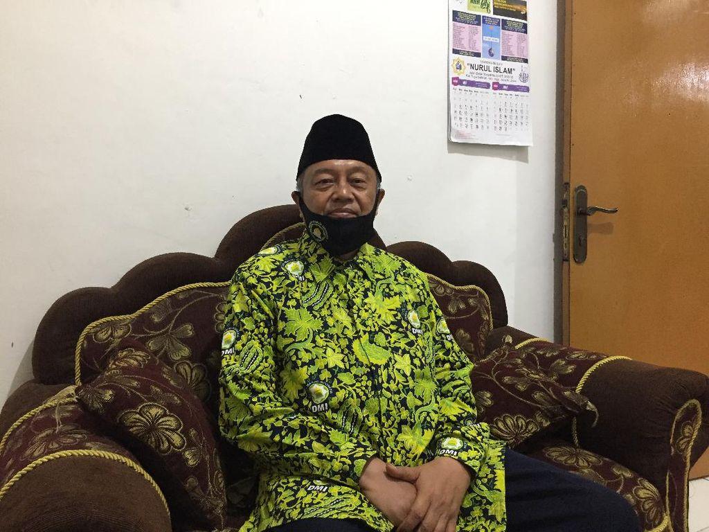 Masih Ada Jemaah Salat di Jalan, Kepala Masjid Nurul Islam Koja: Kami Evaluasi