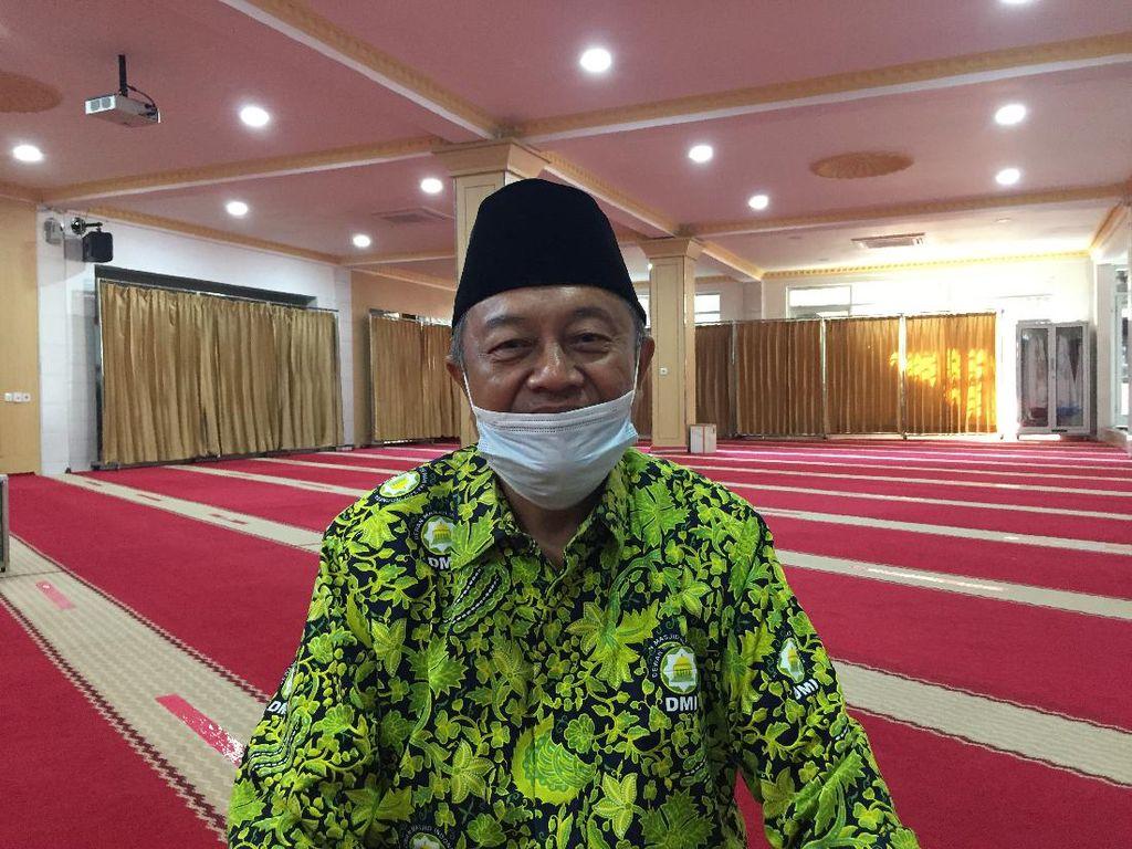 Kepala Masjid Nurul Islam Koja: Salat di Jalan Itu Tidak Sah