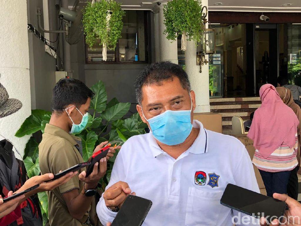 Ingat, Warga Surabaya Tak Pakai Masker akan Dikirim ke Liponsos