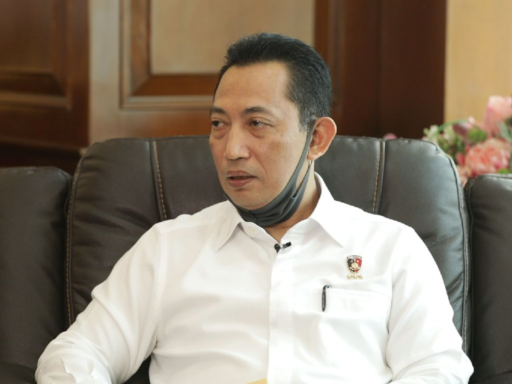 Calon Tunggal Kapolri Komjen Listyo Sigit Prabowo Cuma Punya 1 Fortuner