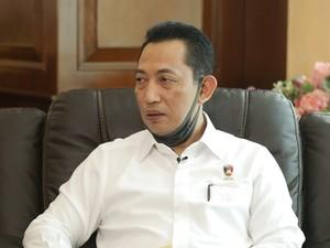 Profil Komjen Listyo Sigit yang Diajukan Jokowi Jadi Calon Tunggal Kapolri