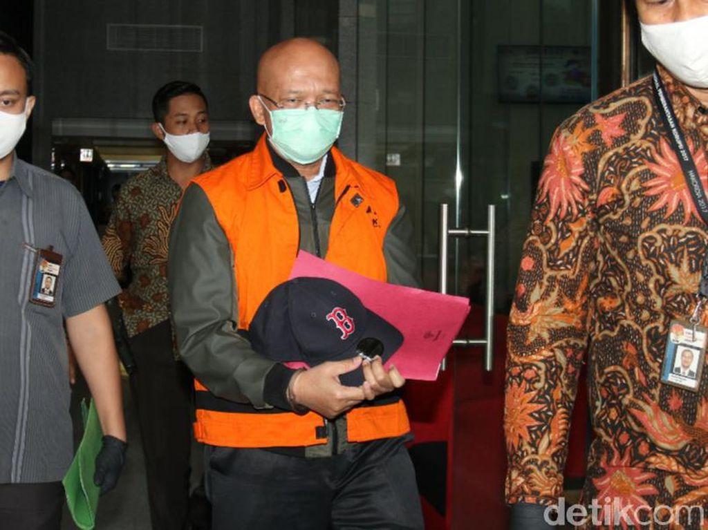 Eks Direktur PT HTK Divonis 1 Tahun 5 Bulan Bui di Kasus Suap Bowo Sidik