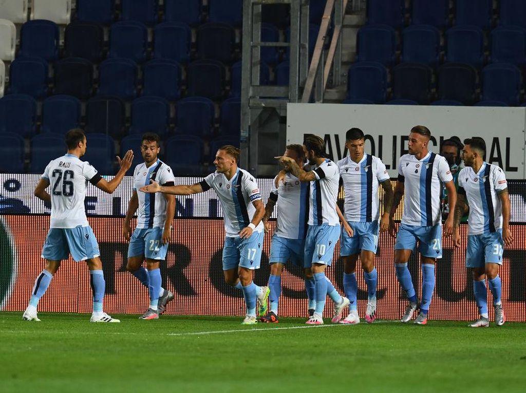 Lazio Keluhkan Jam Kick-off Liga Italia
