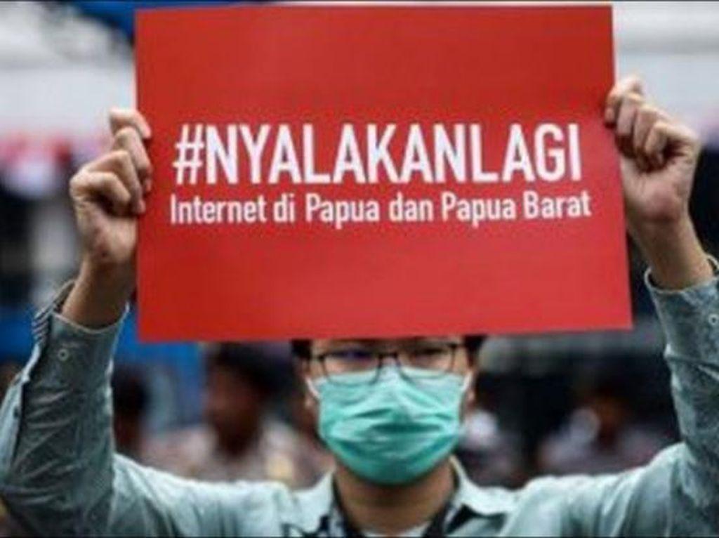 Pembatasan Hak atas Informasi dan Internet