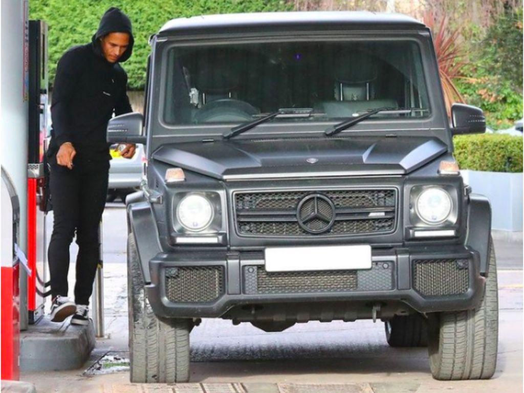 Mengintip Selera Mobil Mewah Pemain-pemain Liverpool