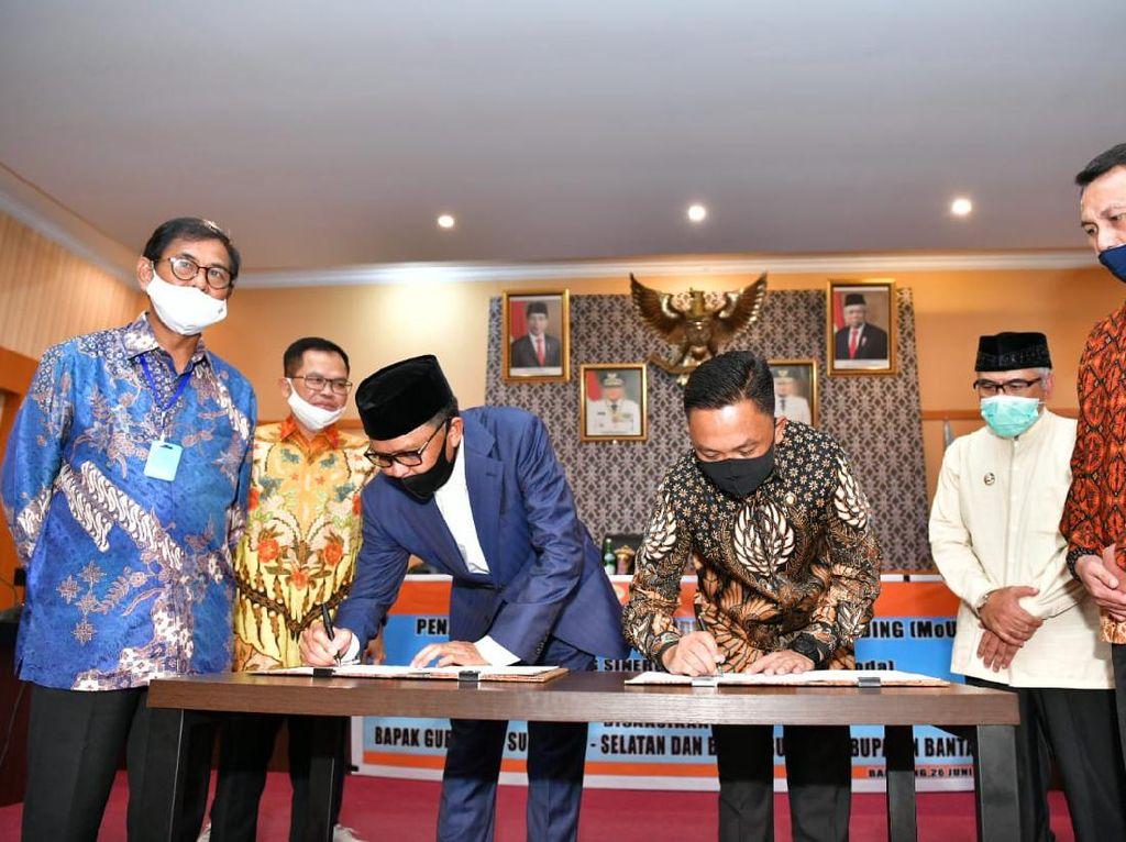 Bantaeng dan Makassar Kolaborasi Hadirkan Kawasan Industri Strategis