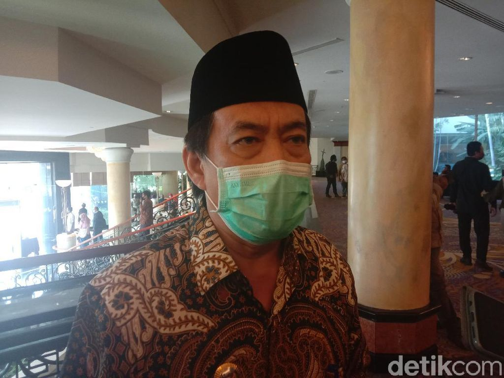 Plt Bupati Sidoarjo Positif COVID-19 Tanpa Penyakit Penyerta