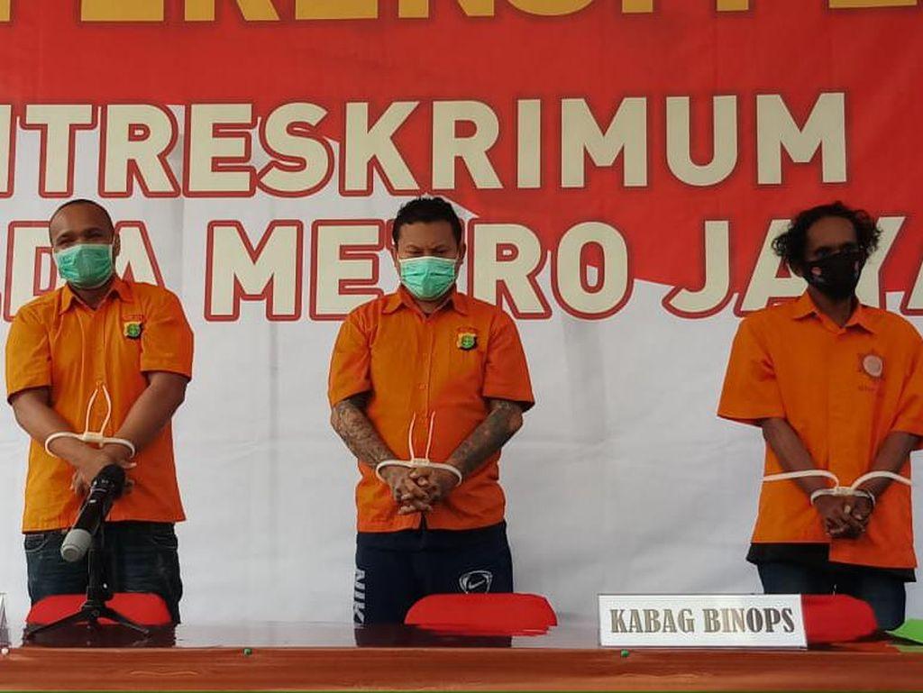 Polisi Kembali Amankan 5 Anak Buah John Kei Terkait Penyerangan di 2 TKP
