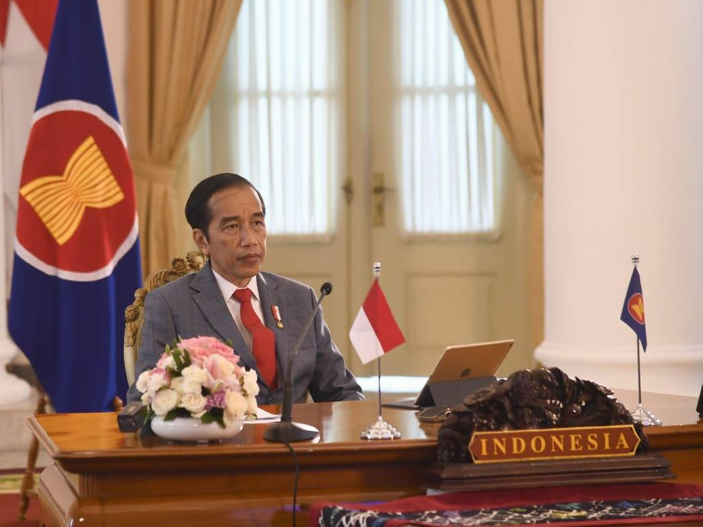Anggaran Corona Rp 695 T, Jokowi: Gigit Saja Jika Ada Niat Korupsi