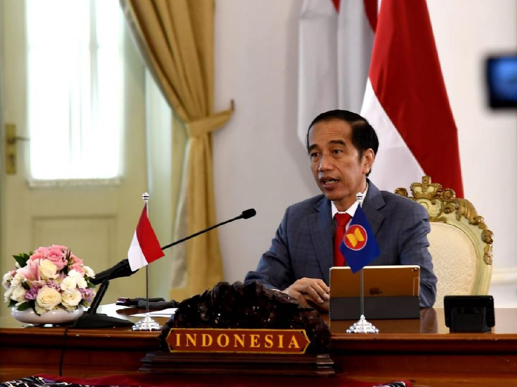 Jokowi Kembali Ingatkan untuk Hilangkan Ego Lembaga dan Kedaerahan