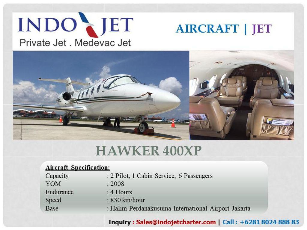 Ini Fasilitas Kelas Wahid Bagi Penumpang Private Jet