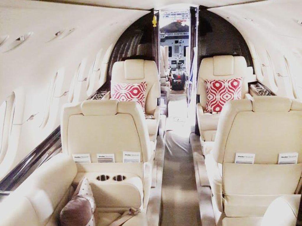 Bagaimana Cara Memesan Tiket Private Jet?
