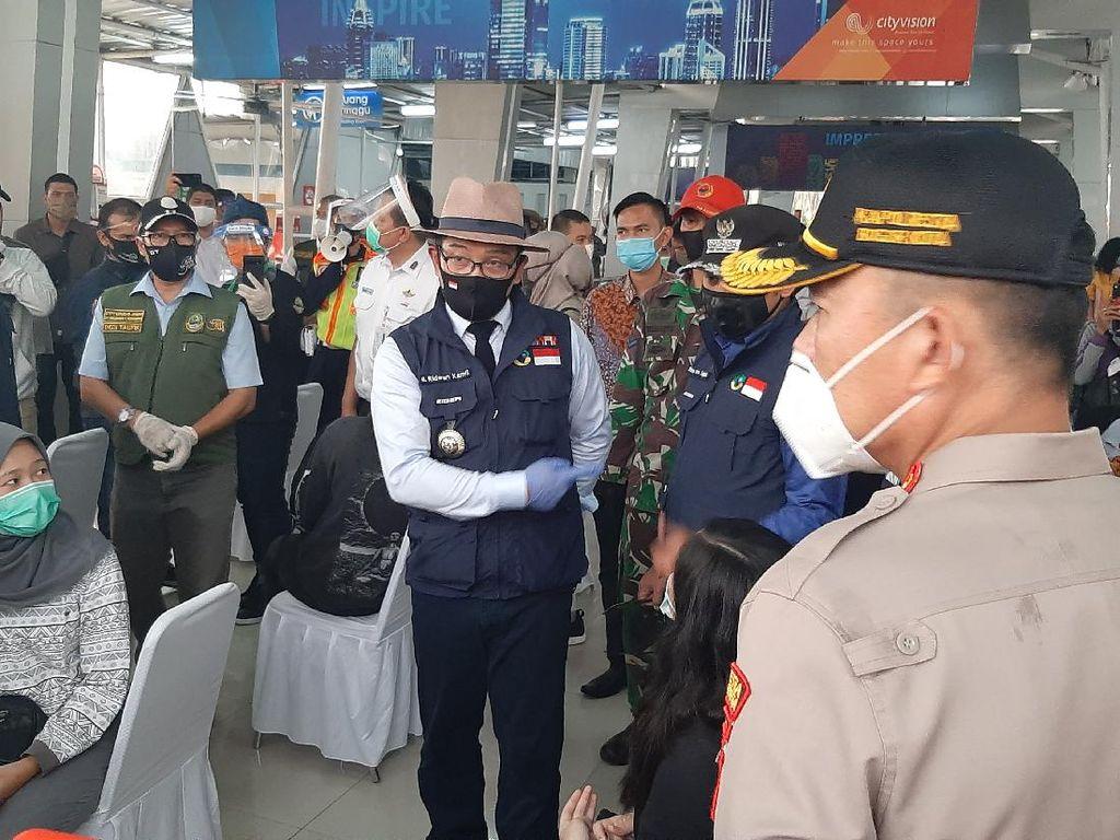 Warga Jakarta Mau Liburan ke Puncak, Baca Imbauan Ridwan Kamil Ini