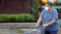 Hampir Setengah Juta Warga AS Terinfeksi Corona dalam 7 Hari Terakhir