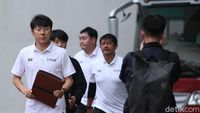 Ketum PSSI: Shin Tae-yong Tetap Latih Tim Nasional