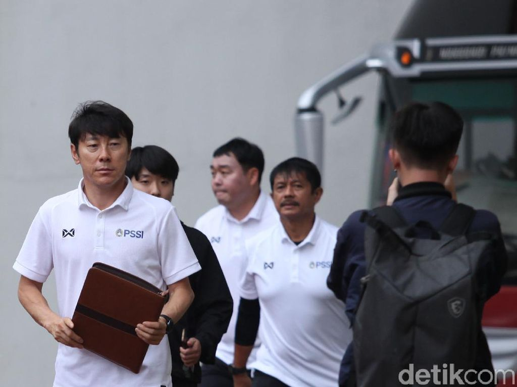 Shin Tae-yong Masih Ingin Timnas U-19 Berlatih di Korea