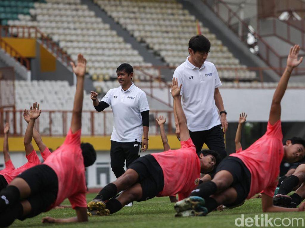Latihan Timnas Indonesia dan Timnas U-19 Dimulai Pekan Depan