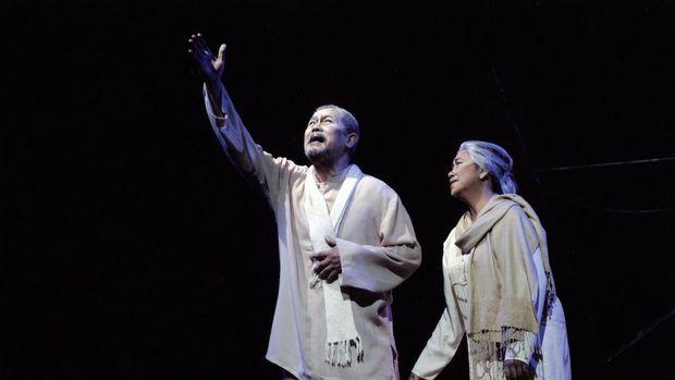 Tanda Cinta Teater Koma dok: Bakti Budaya Djarum Foundation