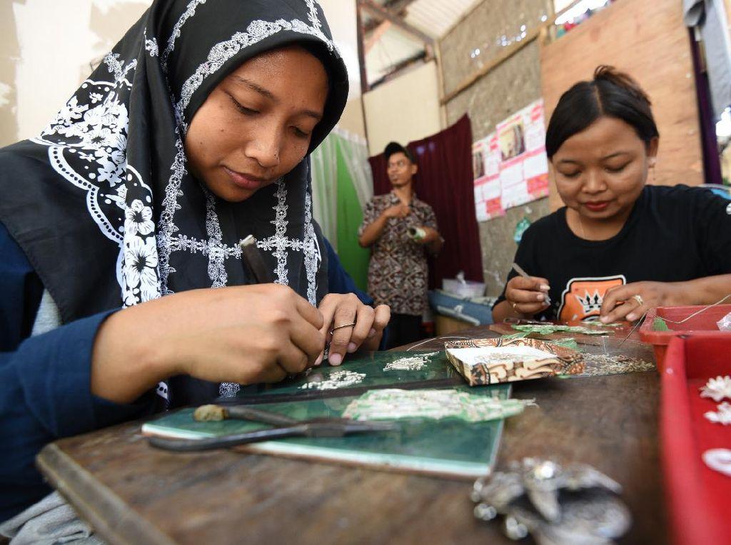 117 UMKM Se-Indonesia Dapat Pelatihan Strategi Manajemen