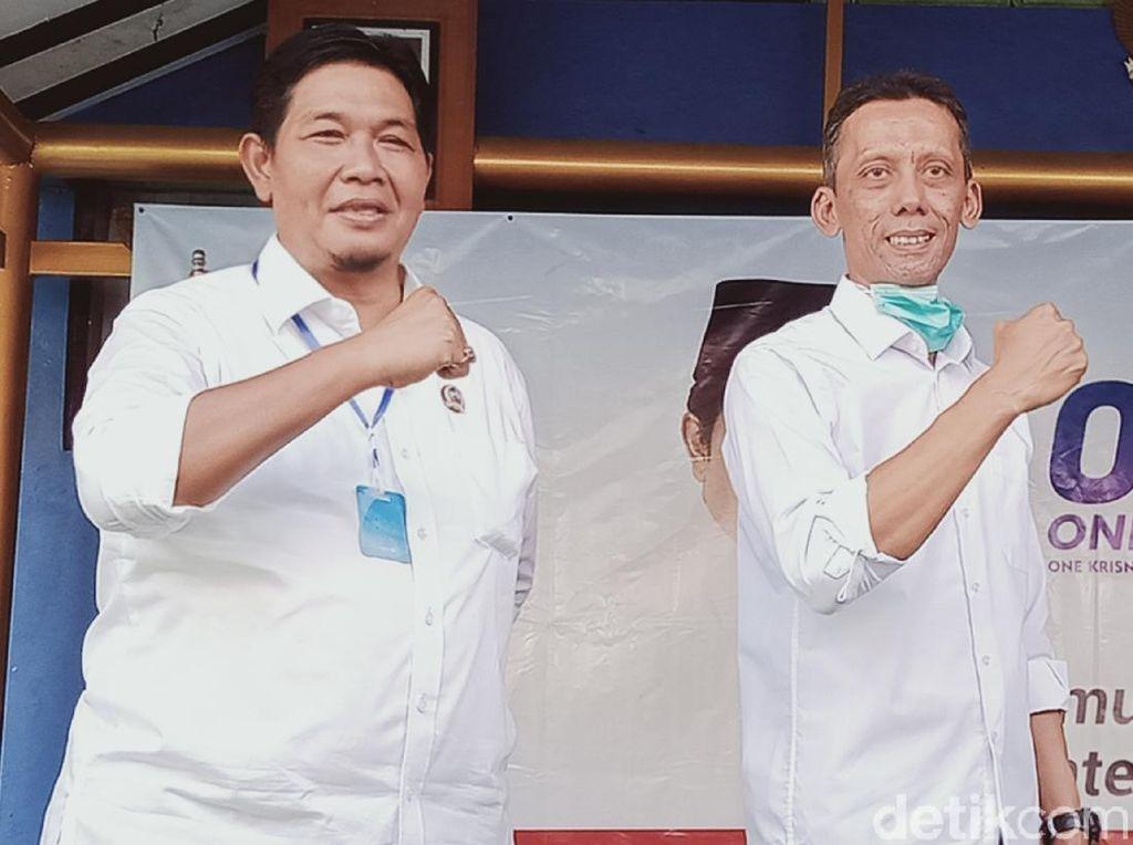 Demokrat-PKS-Gerindra Klaten Deklarasi Pasangan ORI di Pilkada 2020