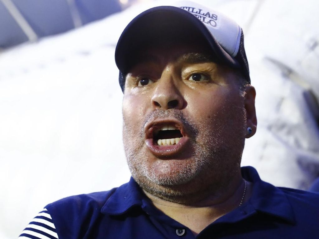 Diego Maradona Wafat, Harta Warisannya Jadi Rebutan
