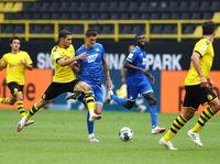 Dortmund Vs Hoffenheim: Haaland dkk Takluk 0-4 di Laga Pamungkas