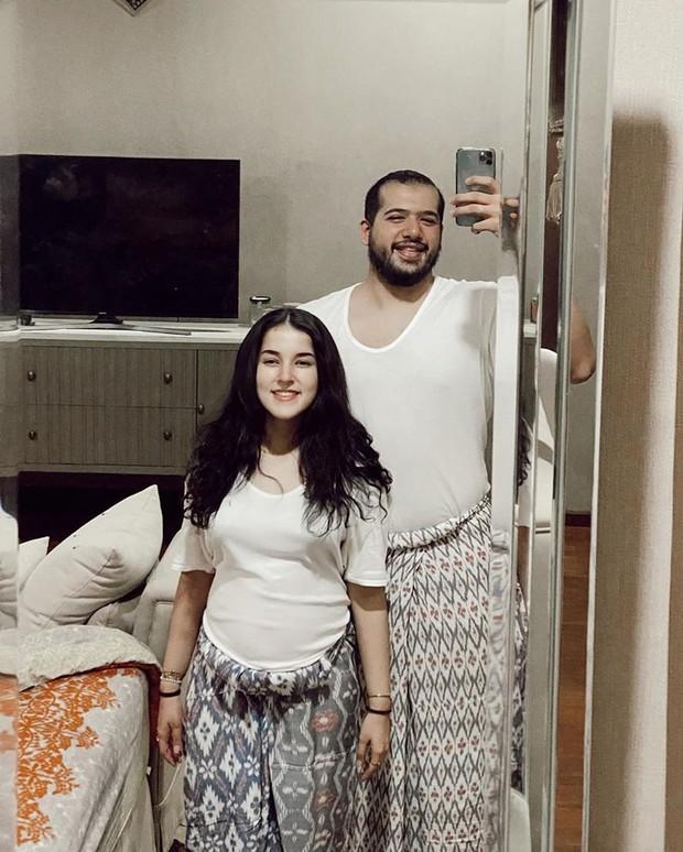 Tasya Farasya sempat alami morning sickness hingga pembuluh darahnya pecah saat hamil.
